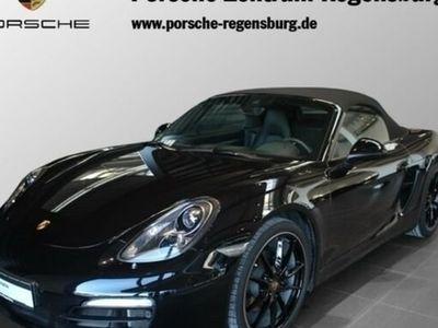 gebraucht Porsche Boxster Black Edition PDK