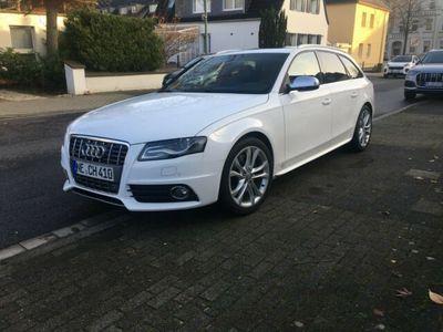 gebraucht Audi S4 Avant Vollausstattung
