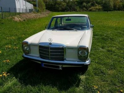 gebraucht Mercedes 200/8 StrichachtSammlerstück Restauriert Top