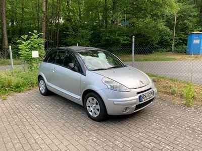 gebraucht Citroën C3 Pluriel 1.6 16V Senso Drive Exclusive