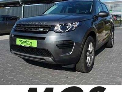 gebraucht Land Rover Discovery Sport TD4 SE Automatik #AWD #NAVI #7SITZE