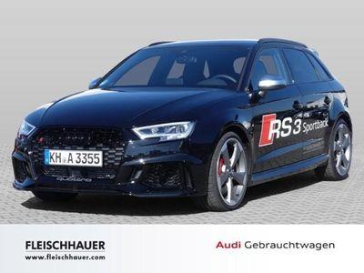 gebraucht Audi RS3 Sportback 2.5 TFSI quattro EU6d-T S-tronic Leder N