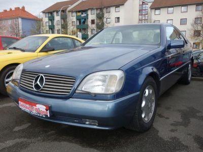 gebraucht Mercedes 500 SEC W 140