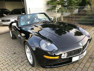 gebraucht BMW Z8 Z8 Baureihe5.0*Roadster*2.Hand*Schwarz/Schwarz*