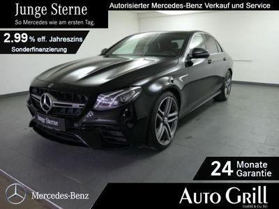 gebraucht Mercedes E63 AMG 4M+ LED Burm HeadUp RüKam