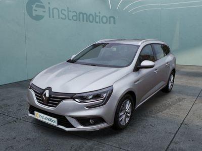 gebraucht Renault Mégane GrandTour Megane TCe 140 EDC Intens R-Link