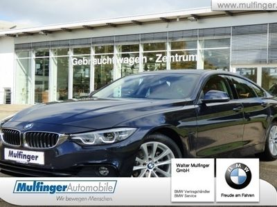 gebraucht BMW 420 Gran Coupé iA. Sport Leder Ad-LED Navi HiFi PDC