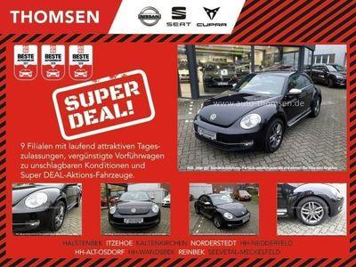 gebraucht VW Beetle Remix 1.4 TSI Klimaaut.-Radio/CD-Winterrä
