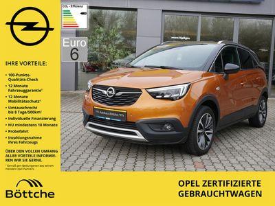 gebraucht Opel Crossland X 1.6 CDTI INNOVATION ONSTAR NAVI LED