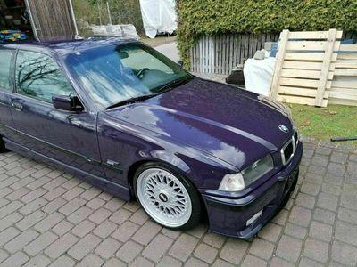 gebraucht BMW 323 Compact Ti M-Paket/neulack/Sperrdiff/Bastuck