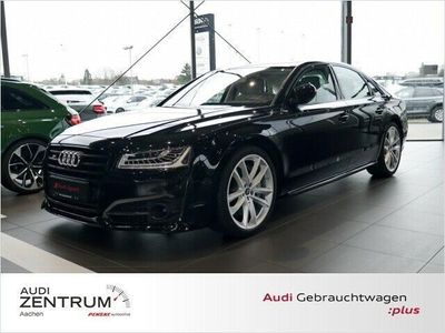 gebraucht Audi S8 plus 4.0 TFSI quattro Schiebe-/Ausstelldach, LE