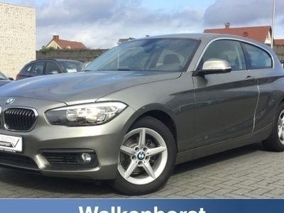gebraucht BMW 118 i 3Türer Lichtpaket Klimaautomatik