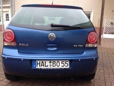 gebraucht VW Polo 1.9 TDI DPF GTI-Optik, Sehr guter Zustand