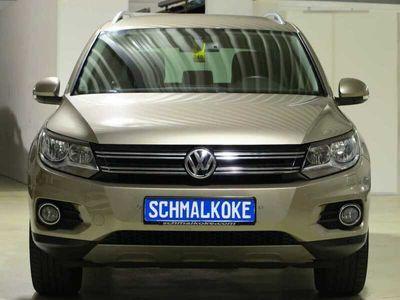 gebraucht VW Tiguan 2.0TDI DPF 4mot DSG7 CUP Track&Style AHK