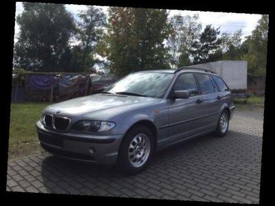 gebraucht BMW 316 316 Baureihe 3 touring i