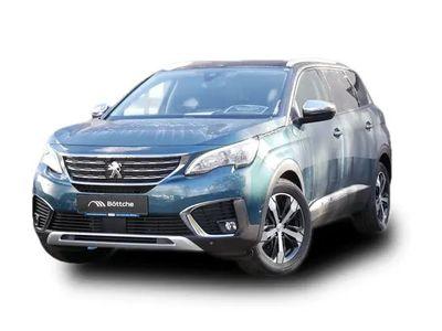 gebraucht Peugeot 5008 Crossway 130 BlueHDi PDC SHZ KAMERA NAVI