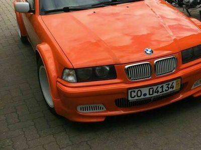 gebraucht BMW 323 Compact e36 ti als in Coburg