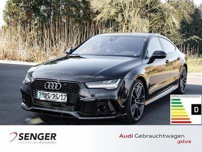 gebraucht Audi RS7 plus 605PS Dynamikpaket 305Km exclusiv