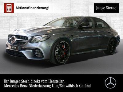 gebraucht Mercedes E63 AMG S 4M Driversp Perf-Abgas Fahrass 360° TV