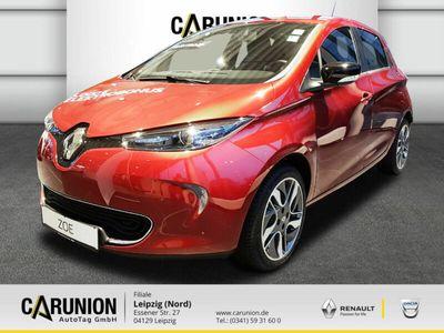 gebraucht Renault Zoe INTENS Batteriemiete mit Option auf Z.E.40
