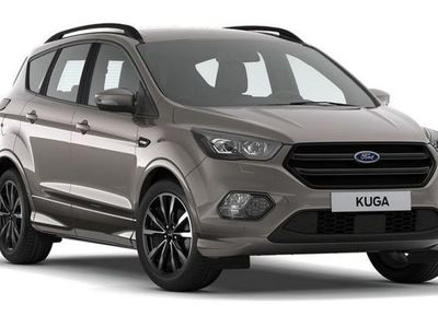gebraucht Ford Kuga 1.5 EcoBoost 2x4 ST-Line