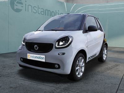 gebraucht Smart ForTwo Cabrio ForTwo passion 52kw Cool&AudioLED&Sensor