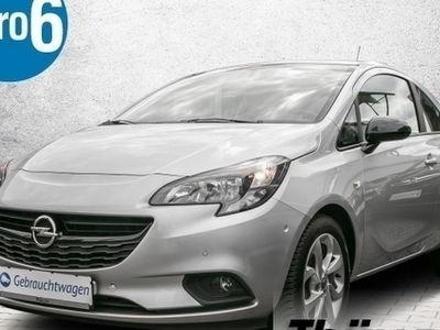gebraucht Opel Corsa Color Edition Automatik Bluetooth Klima