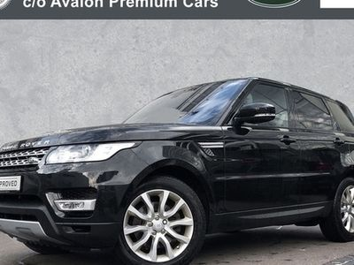 gebraucht Land Rover Range Rover Sport TDV6 HSE *Keyless*