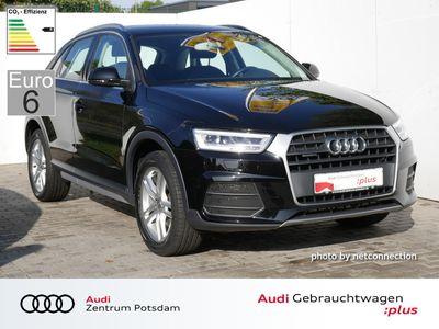 gebraucht Audi Q3 2.0 TDI quattro LED KLIMA GRA SHZ