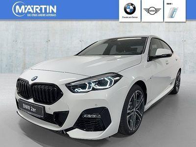 gebraucht BMW 218 i Gran Coupé M Sport DAB LED WLAN Tempomat