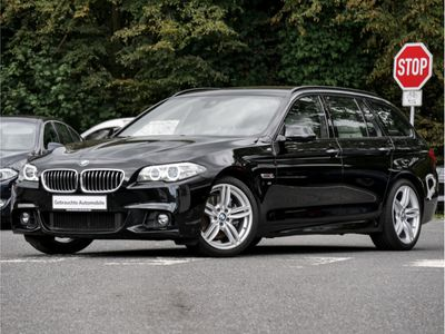 gebraucht BMW 530 d Touring M Sportpaket Navi Prof. Sport Aut.