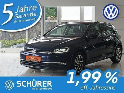 gebraucht VW Golf VII GolfComfortline JOIN 1.0TSI LED°ACC°Navi°Panoramadach