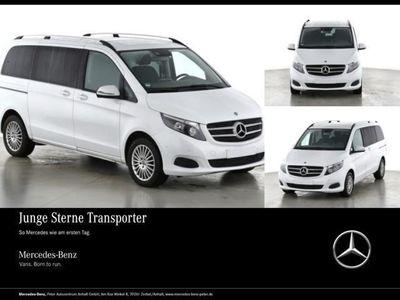 käytetty Mercedes V220 Edition Kompakt Spur-P.
