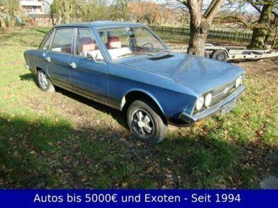 gebraucht VW K70 L, Pappbrief, H-Zulassung, Fuchsfelgen, AHK