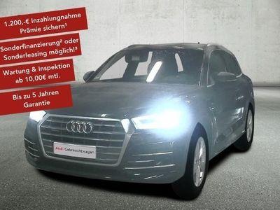 gebraucht Audi Q5 40 TDI S-tronic Sport quattro AHK LED Navi