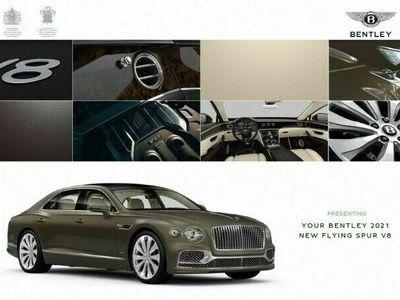 gebraucht Bentley Flying Spur NewV8 ELEGANT / MULLINER / PANODACH