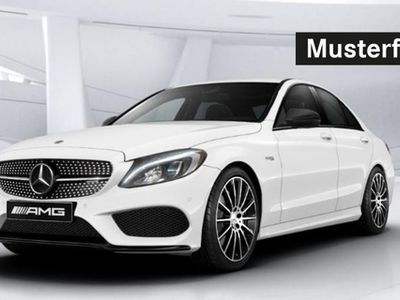 gebraucht Mercedes C63 AMG AMG Navi/LED/Cam/Park-Assistent/Sitzheizung