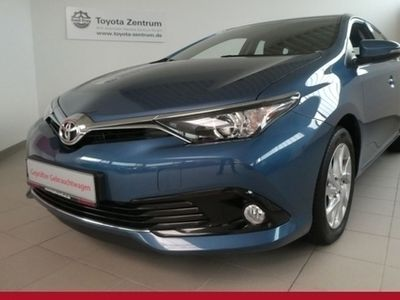 gebraucht Toyota Auris 1.2 Turbo Comfort, Klimaautomatik, Rückfahrkamera