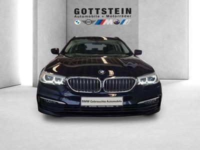 gebraucht BMW 520 d Navi Anhängerkupplung