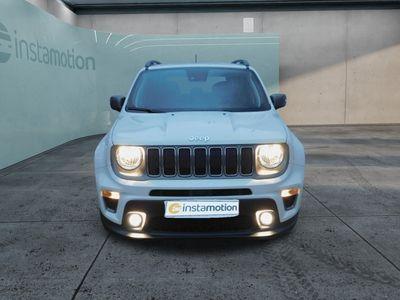 gebraucht Jeep Renegade Renegade1.0 T-GDI LIMITED 179€mtl. CARPLAY PDC ALU E6DFINAL