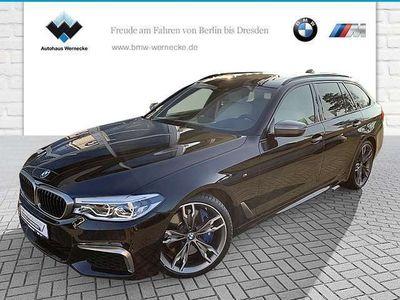 gebraucht BMW 550 d M xDrive Touring Head-Up HK HiFi DAB LED
