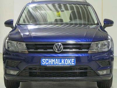 gebraucht VW Tiguan TDI2.0 SCR BMT DSG COMFORTL Navi AHK Climatronic