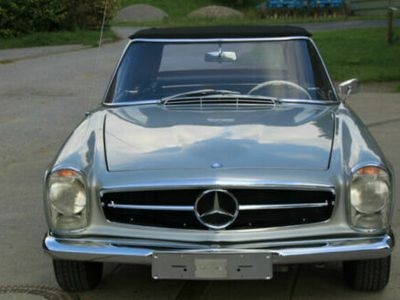 second-hand Mercedes 230 SL, Pagode 1964