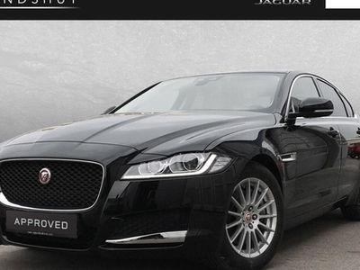 gebraucht Jaguar XF 20d Prestige / Premium Business Paket/Navi/.