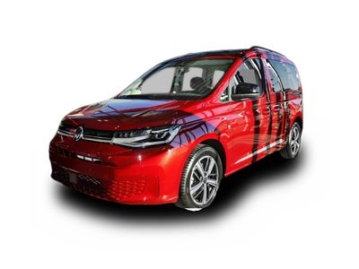 gebraucht VW Caddy Move 5-Sitzer LED ACC Rückfahrkam. Panorama PDCv+h LED-Tagfahrlicht