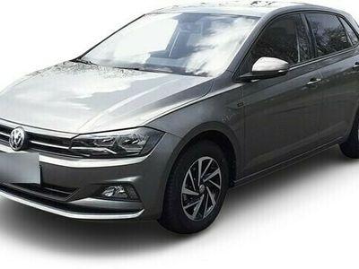 """gebraucht VW Polo Polo1.0 """"Join"""" DSG+Klima+Navi+ACC+16""""Alu +GJR+Sitzheizung+Lederlenkrad+PDC"""