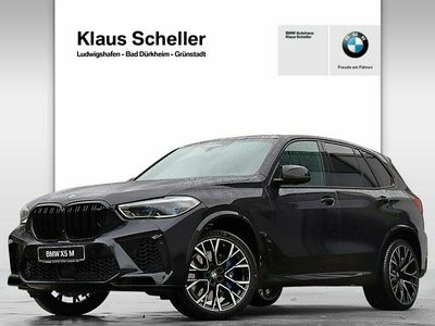 gebraucht BMW X5 M Competition SkyLounge Laser Softclose DAB