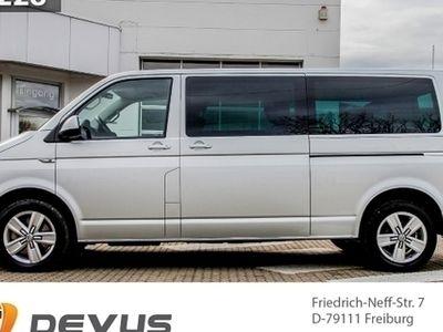 gebraucht VW Multivan T6Bus Comfortline lang 2.0 TDI Navi Klimaauto AHK