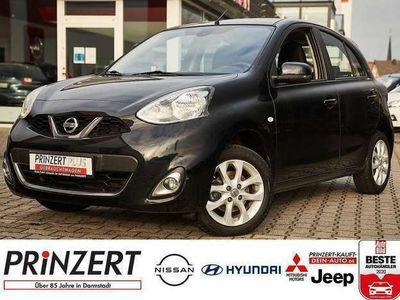 gebraucht Nissan Micra 1.2 MT Acenta Comfort Plus, Gebrauchtwagen, bei Autohaus am Prinzert Verkaufs GmbH + Co KG