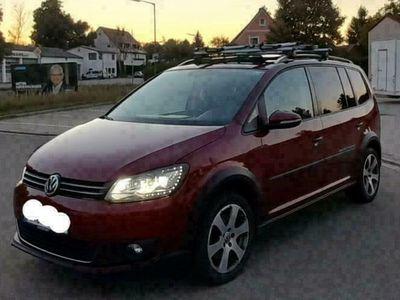 gebraucht VW Touran Cross 170ps DSG